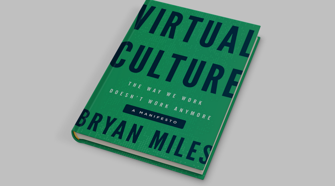 Book Review: Virtual Culture by Bryan Miles