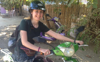 Remote Worker Interview with Hayley Akins Freelance Motion Designer