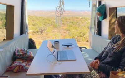 TRS 033: How to Join The #VanLife Movement as a Digital Nomad with Breanne Acio