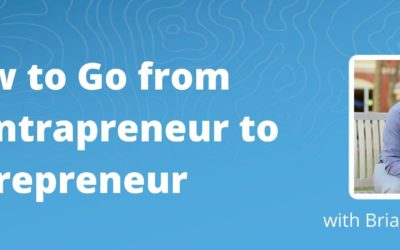 TRS 057:  How to Go from Wantrapreneur to Entrepreneur with Brian Lofrumento