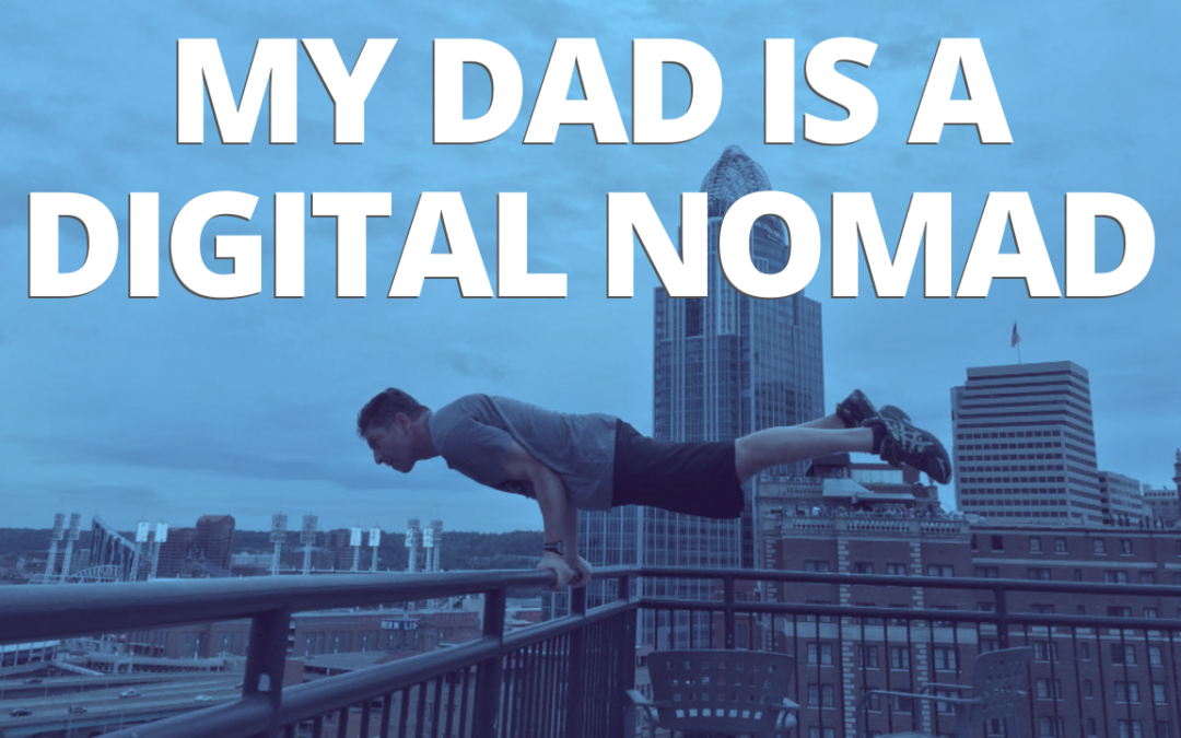 TRL 077: How My Dad Became a Digital Nomad with Doychin Karshovski