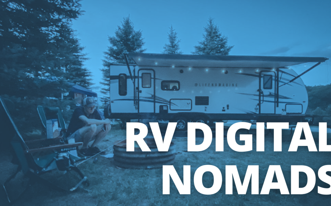 TRL 083: Becoming RV Digital Nomads with Ian and Caroline