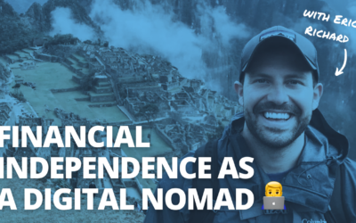 TRL 088: From Financial Independence & Early Retirement to Digital Nomad with Eric Richard