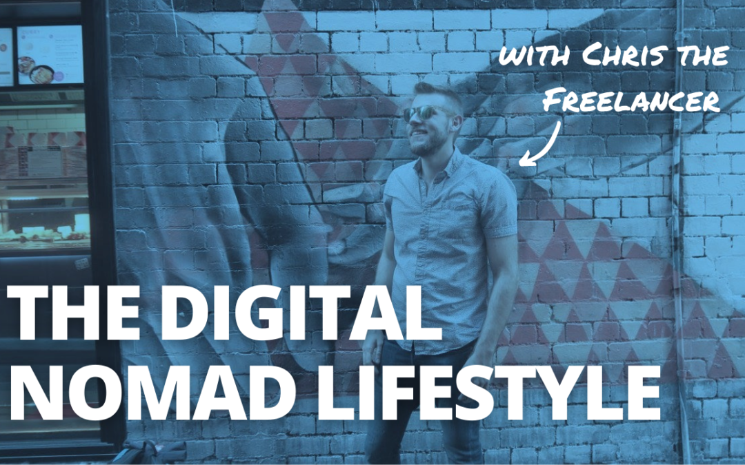 TRL 093: Chris The Freelancer Discusses The Digital Nomad Lifestyle & YouTube Storytelling