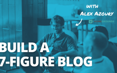 TRL 098: Lessons from Building and Selling a 7-Figure Coffee Blog with Alex Azoury