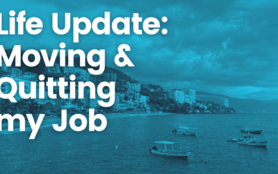 TRL 109: Life Update: Puerto Vallarta, Dealing with Burnout, Quitting my Job, and Plans for 2021
